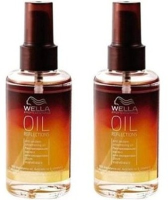 Wella Professionals Oil Reflections Smoothening Treatment Hair Oil Combo Hair Oil