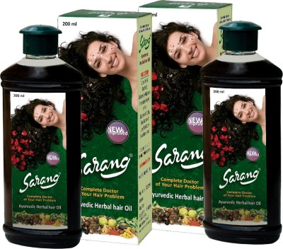 Sarang Herbal  Hair Oil