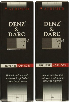 Atrimed Denz & Darc Hair Oil