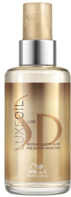 System Professional Luxe Keratin Protection Hair Oil