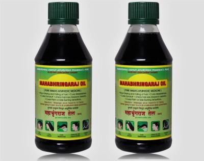 Mahabhringaraj Oil Regrowth Hair Oil