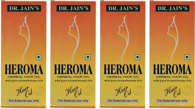 Dr. Jain's Heroma Herbal  Hair Oil