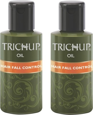 Trichup Herbal Oil for Hair Fall Control 200ml (Pack of 2) Hair Oil(400 ml)