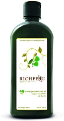 Richfeel Jaborandi  Hair Oil