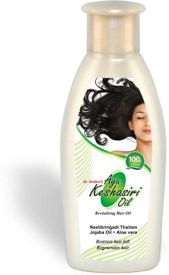 Dr. Sridevi,s Ayu Ayu Keshasiri oil-Revaitalising Hair Oil