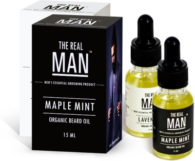 The RealMan ML0005 Hair Oil