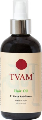 TVAM 21 Herbs Anti-stress  Hair Oil