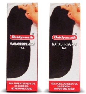 Baidyanath Mahabhringraj Taila - Pack of 2 Hair Oil