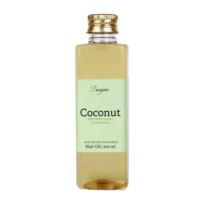 SVAYAM NATURAL Coconut Oil with Amla and Neem Hair Oil