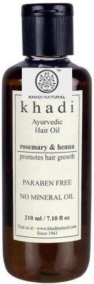 khadi Natural Ayurvedic Hair Growth Oil ...