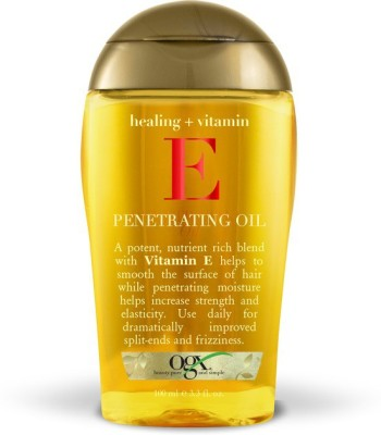 OGX Healing +Vitamin E Penetrating Hair Oil