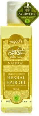 Khadi Natural Anti-Dandruff  Hair Oil