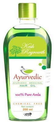Kesh Regrowth Pure Amla Ayurvedic Medicinal Hair Oil