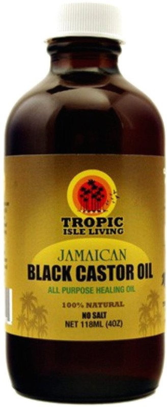 Tropic Jamaican Black Castor Hair Oil(118 ml)