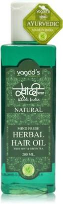 Khadi Natural Mind-Fresh  Hair Oil