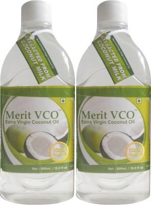 Merit VCO Coconut Hair Oil