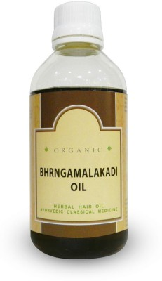 Khandige Bhringamalakadi Hair Oil