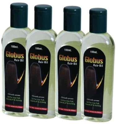 GLOBUS Anti Dandruff  Hair Oil