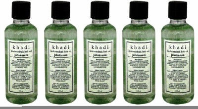Khadi Natural Nan-20581-5 Hair Oil