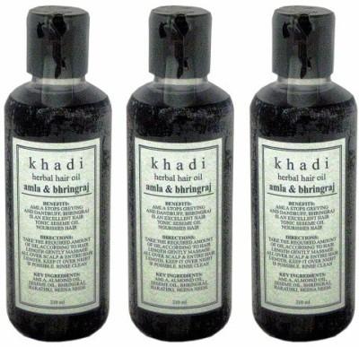 Khadi Natural Nan-20577-3 Hair Oil
