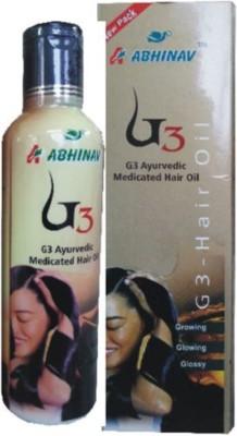 Abhinav G3  Hair Oil