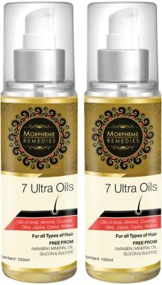 Morpheme Remedies 7 Ultra  Hair Oil