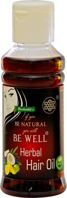 BE Well Herbal Hair Oil