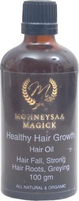 Mohneysaa Magick Naturally Stops Fall Hair Oil