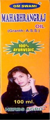 Herbs Agro Mahabhrangraj oil Hair Oil