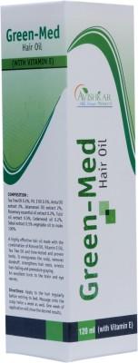 Green-med Regive Hair Oil