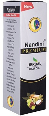Nandini Premium Herbal  Hair Oil