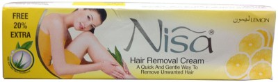 Nisa Unwanted Hair Removal Cream
