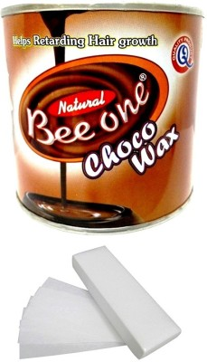 Out Of Box Choco Wax With 100 Strips