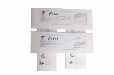 V-Color Waxing Strips - White-280 Pcs