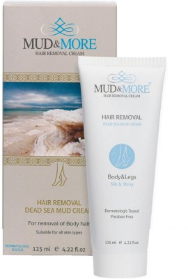 Premier Dead Sea Mud & More Hair Removal Cream