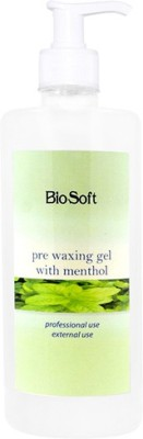 Bio-Soft Pre Waxing gel with Menthol