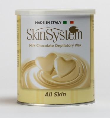Skin System Milk Chocolate Depilatory Wax