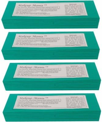 Makeup Mania Waxing Strips - Green-280 Pcs(280 g)