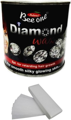 Out Of Box Diamond Wax With 100 Strips