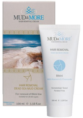 Premier Dead Sea Mud & More Bikini Line Hair Removal Cream