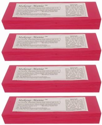Makeup Mania Waxing Strips - Magenta-280 Pcs(280 g)
