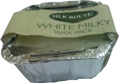 Silk Route Hair Removing White Milky Wax Pack -80 gm