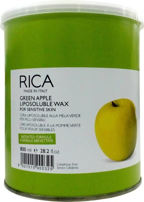 Rica Green apple liposoluble wax