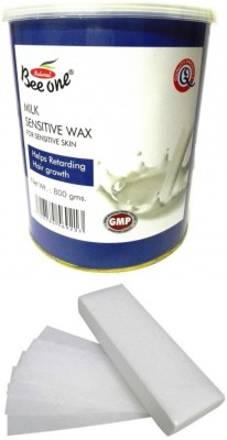Out Of Box Beeone Milk Sensitive Wax and 100 Strips