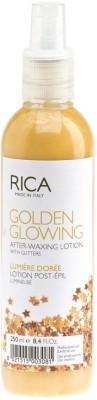 Rica After Wax Lotion - Golden
