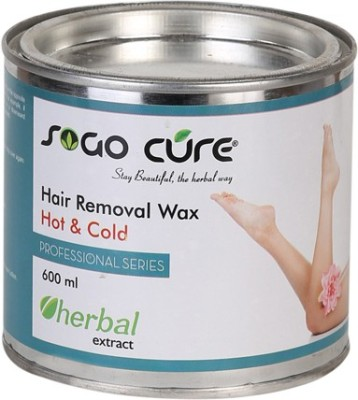 Sogo Cure Hot & Cold Hair Removal Wax