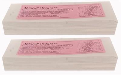 Makeup Mania Waxing Strips - White-140 Pcs(140 g)