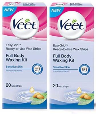 Veet Full Body Waxing Kit