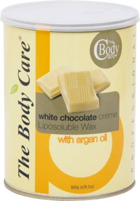 The Body Care White Chocolate Cream Liposoluble Wax(800 gm)