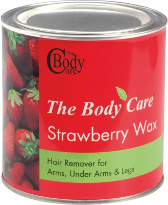 The Body Care Strawberry Wax